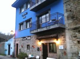 Hostal Casaño, Arenas de Cabrales (Poncebos yakınında)