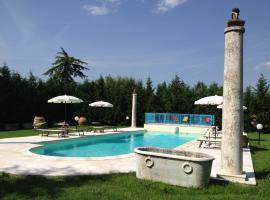 Villa Quattro Mori, Arezzo
