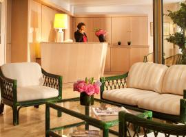 Au Pacific Hotel