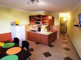 Mars II. Apartman