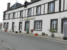 Le C Gourmand, Sées (рядом с городом Trémont)