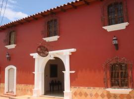 Hotel Real Camino Lenca, Gracias (рядом с городом Arsilaca)
