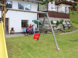 Ferienwohnung Niedrist, Matrei in Osttirol (Hinterburg yakınında)