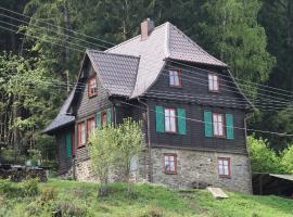 Chata Marie, Hojsova Stráž (Zelená Lhota yakınında)