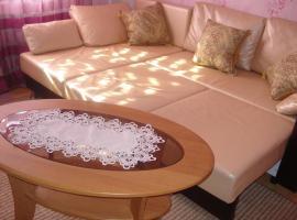 Apartment with Sauna, Brest (Tel'my Zhadove yakınında)