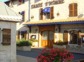 Logis Tante Yvonne, Quincieux (рядом с городом Trévoux)