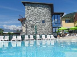 Hotel Europa Venini, Domaso