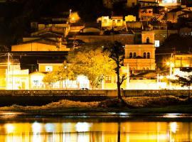 Pousada Paraguassu, São Félix (Cachoeira yakınında)
