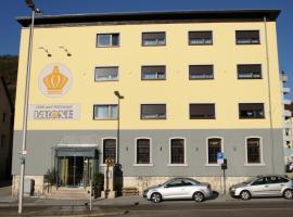 Hotel & Restaurant Krone, Geislingen an der Steige (Steinenkirch yakınında)
