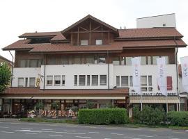 勒奇拜爾酒店, 施皮茨