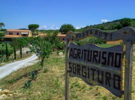Agriturismo Sorgituro Insieme, Postiglione (Serre yakınında)