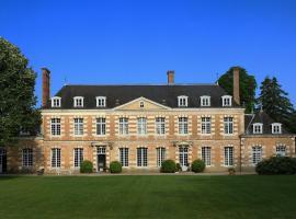 Château de la Giraudière, Villeny (рядом с городом Montrieux-en-Sologne)