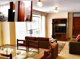 Apartamento Amoblado La Pradera