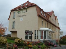 Hotel Pränzkow, Zwickau (Mülsen yakınında)