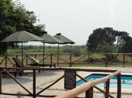 Ihamba Lakeside Safari Lodge, Kahendero (Kasindi yakınında)