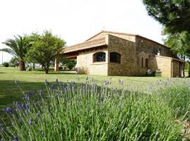 Casa rural Mas Nou d'en Lliure Peratallada, Peratallada