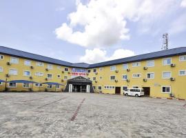 The Bridgeview Hotel by Paullet Suites, Warri (Near Uvwie)
