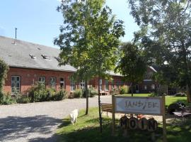 Alte Schule Westerhever, Westerhever