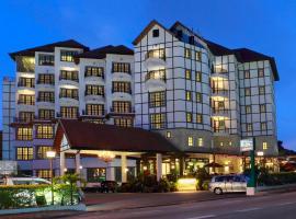 金馬崙高原德拉菲兒斯酒店