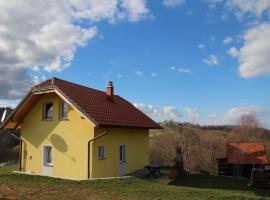 Villa Ribič, Zgornji Leskovec