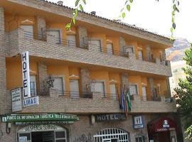 Hotel Limas, Cazorla
