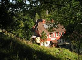 Waldhotel Untermühle, Clausthal-Zellerfeld
