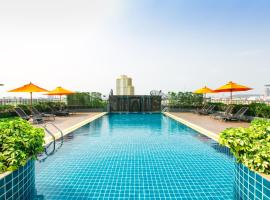 Adelphi Pattaya, Pattaya Central
