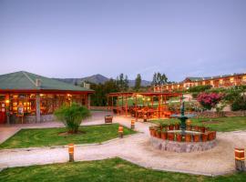 Hacienda Santa Cristina, Ovalle