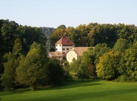 Le Morimont, Oberlarg (Asuel yakınında)
