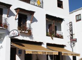 Hotel Rural San Roque, Pitres