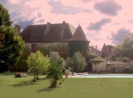 Château de Théon, Коз (рядом с городом Grézac)