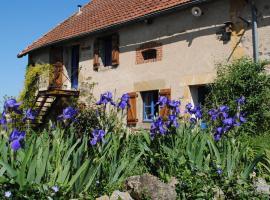 Gîte Brénazet, Vernusse (рядом с городом Coutansouze)