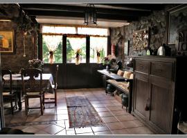 Casa Rural Margarito, Tombrio de Arriba (Ocero yakınında)