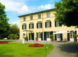 Hotel Hambros - Il Parco in Villa Banchieri