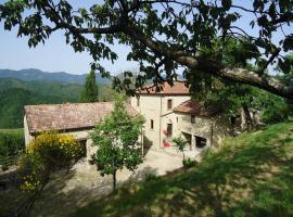 Agriturismo I Monti di Salecchio, Palazzuolo sul Senio (Salecchio yakınında)