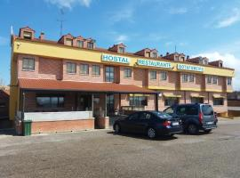 Hostal Botafumeiro, Мота-дель-Маркес (рядом с городом Villasexmir)