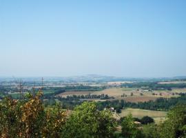 Les Chimères, Puylaroque (рядом с городом Saint-Georges)