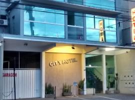 City Hotel, Sete Lagoas (Fortuna yakınında)