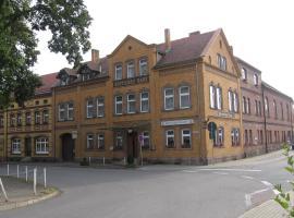 Hotel-Restaurant Deutsches Haus, Wippra (Schielo yakınında)