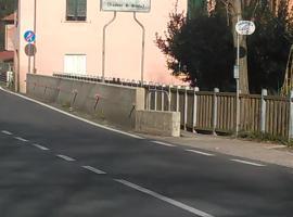 Casa Fontana, Arcola (Il Romito yakınında)