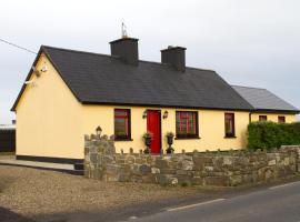 Bellbridge Cottage, Милтаун-Малбей (рядом с городом Quilty)