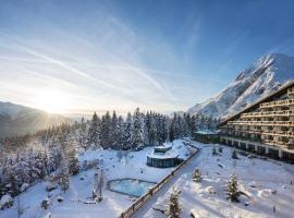 Interalpen-Hotel Tyrol GmbH, Telfs-Buchen