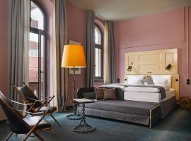 25hours Hotel Altes Hafenamt, Hamburg