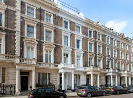 Talipot Apartments Notting Hill
