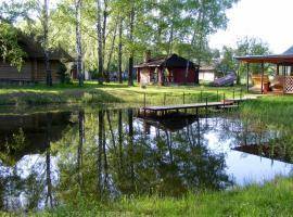 Zayezd Zubachi Brest Holiday Home, Zubachi (Beloozersk yakınında)