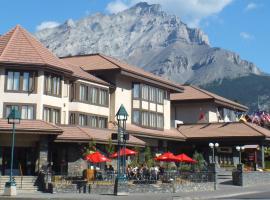 Elk + Avenue Hotel, Banff