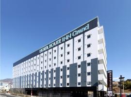 Hotel Route Inn Grand Ueda Ekimae, Ueda
