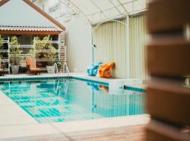 Pai Sukhothai Resort, Sukhothai