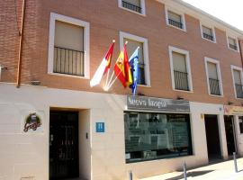Hostal La Granja, Yunquera de Henares (Ciruelas yakınında)