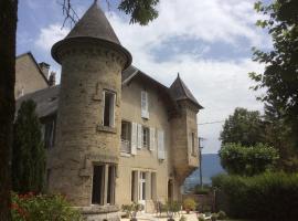 Domaine du Valromey, Champagne-en-Valromey (рядом с городом Artemare)